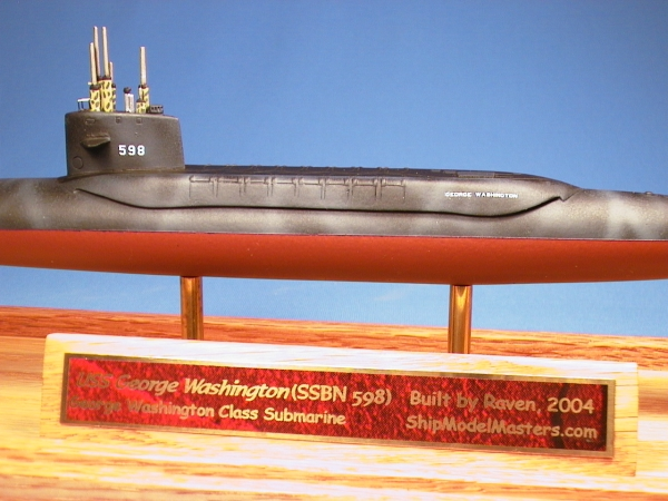 Models That Look Like the REAL Submarines