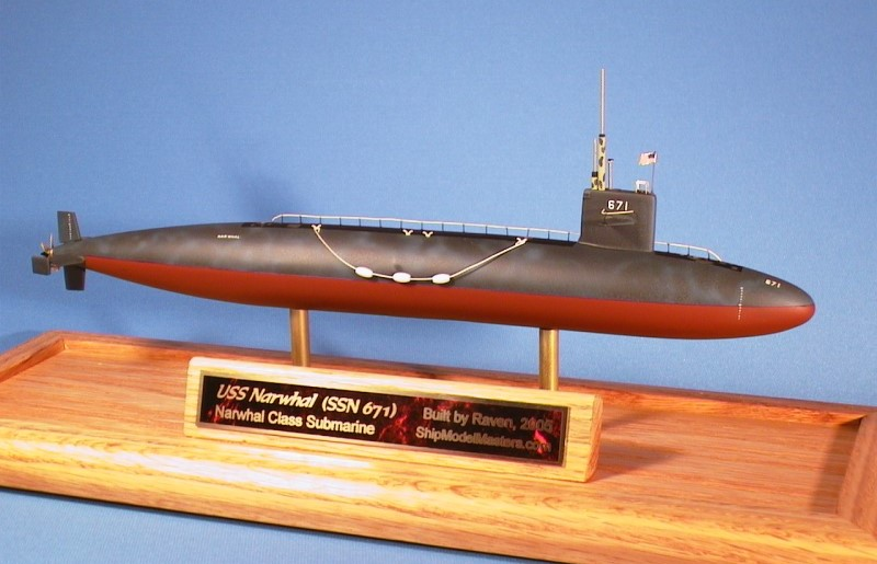 Made in USA Submarine Models