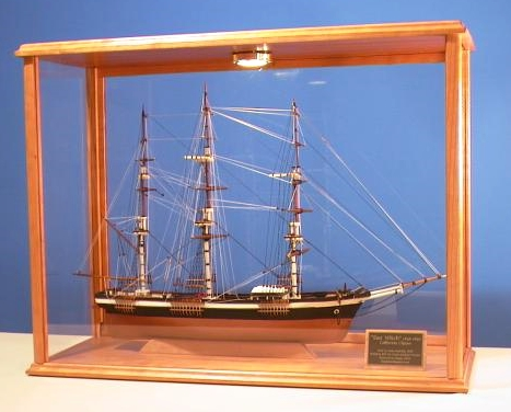 Custom Built Clipper Ships