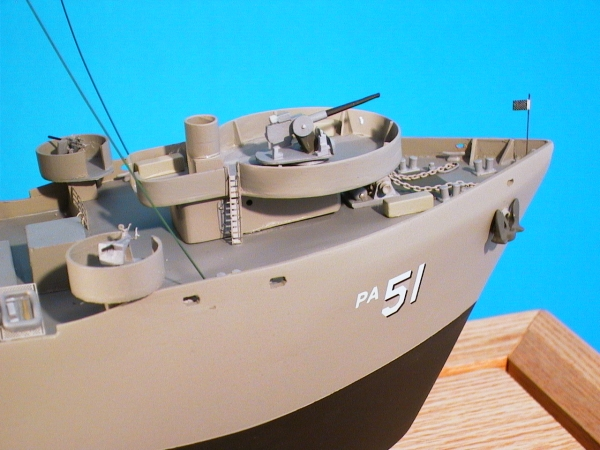 Ormsby Class Model